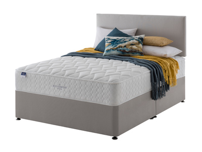 Silentnight Panache Aide Micacoil Eco  Divan Bed