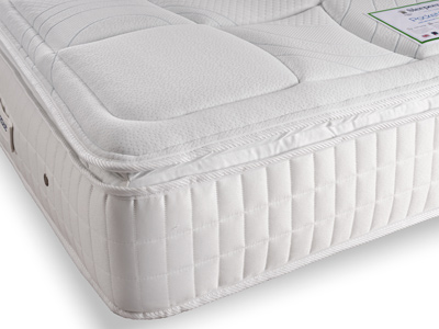 Sleepeezee Pocket Gel Immerse 2200  Mattress + 2 Free Pillows