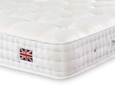 Sleepeezee Perfectly British Strand 1400 4FT 6 Double Mattress