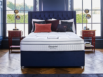 Sleepeezee Beautyrest Lexington 1800 5FT Kingsize Divan Bed